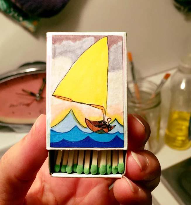 #26. Sailing Away