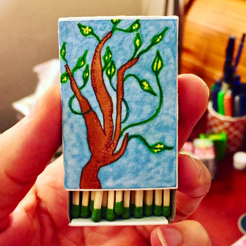 #79. Fairy Tale Tree