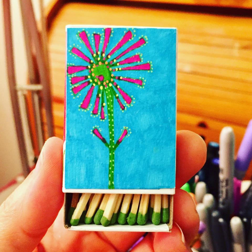 #84. New Flower