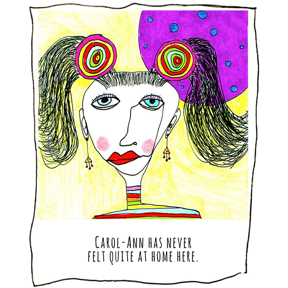 """""""Carol Ann,"""" February 11, 2019"""