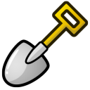 shovel emoji