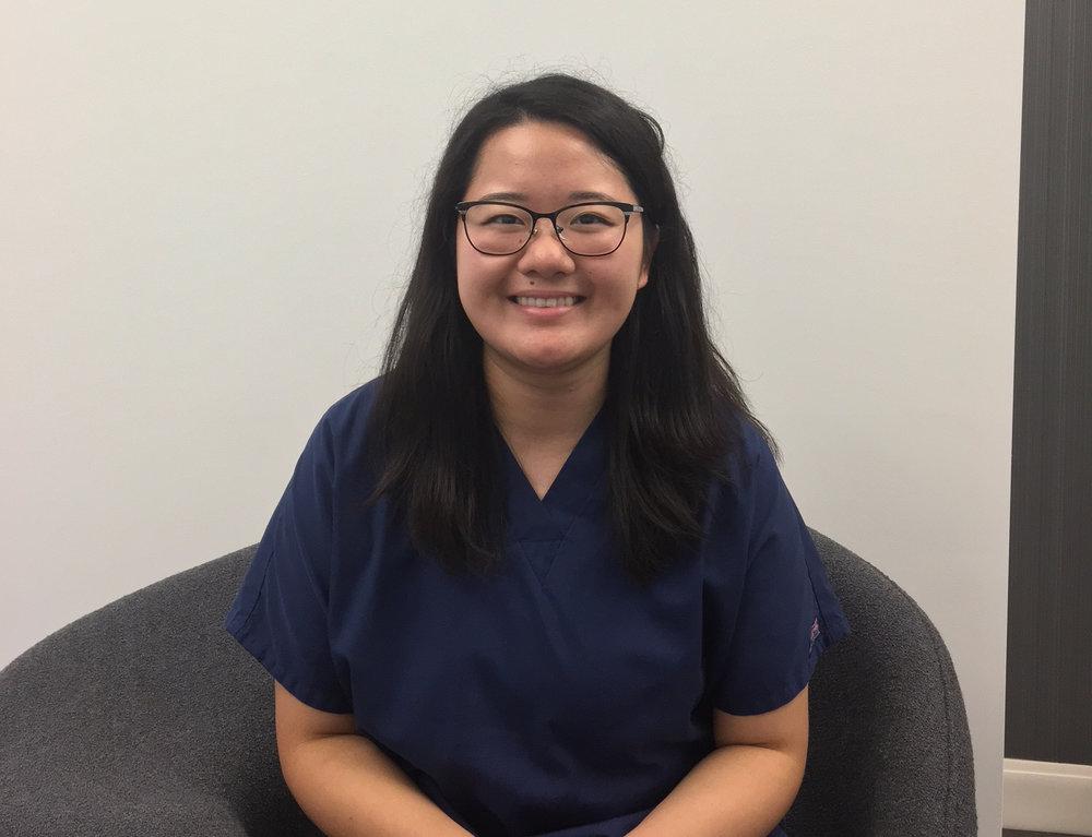 Stacy Chan , Intern & Office Facilitator