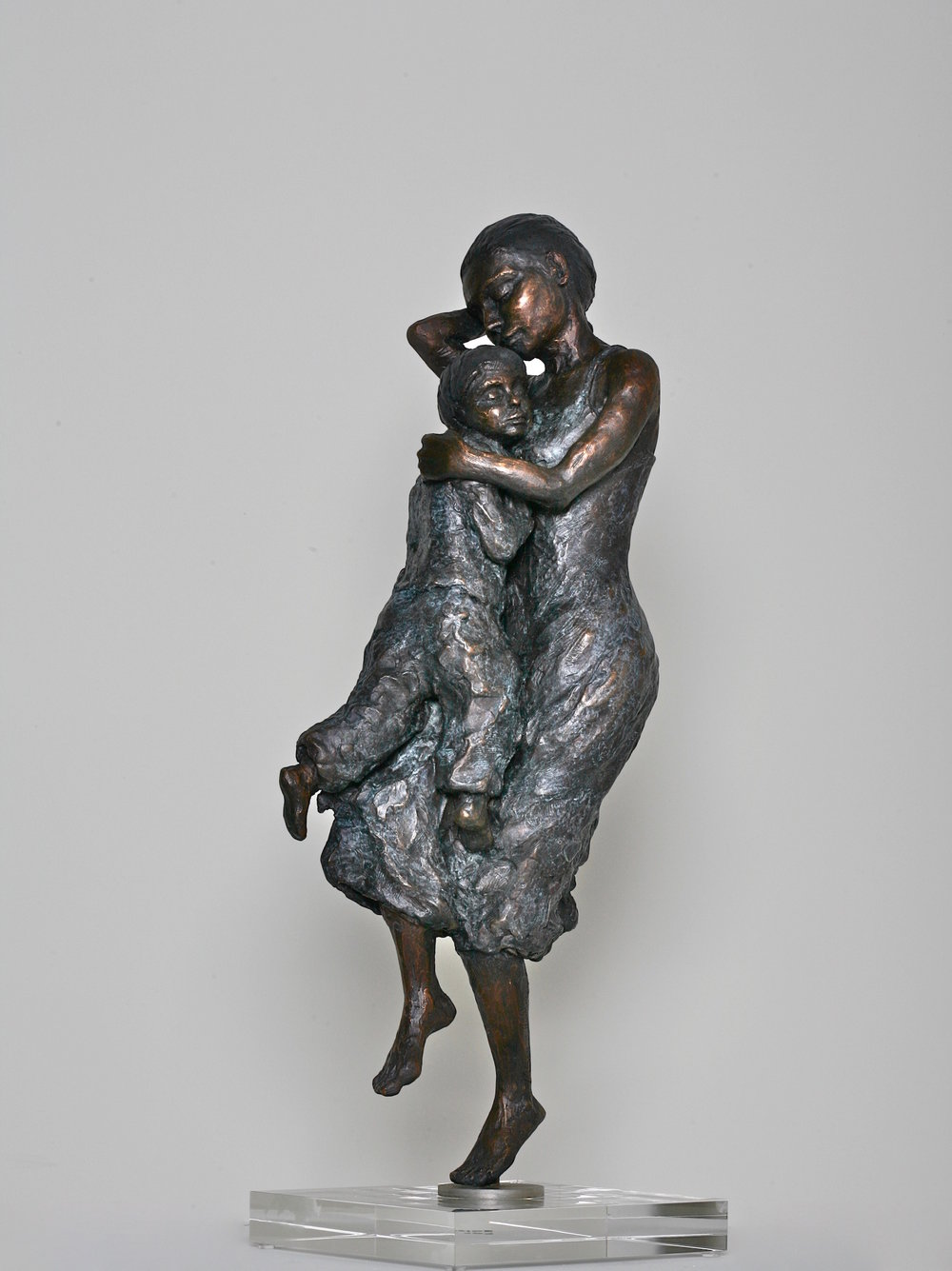 Madonna And Child - When You Call  Limited Edition of Twelve  60cm tall