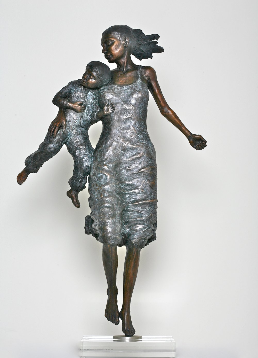 Madonna And Child - When You Dream  Limited Edition of Twelve  60cm tall
