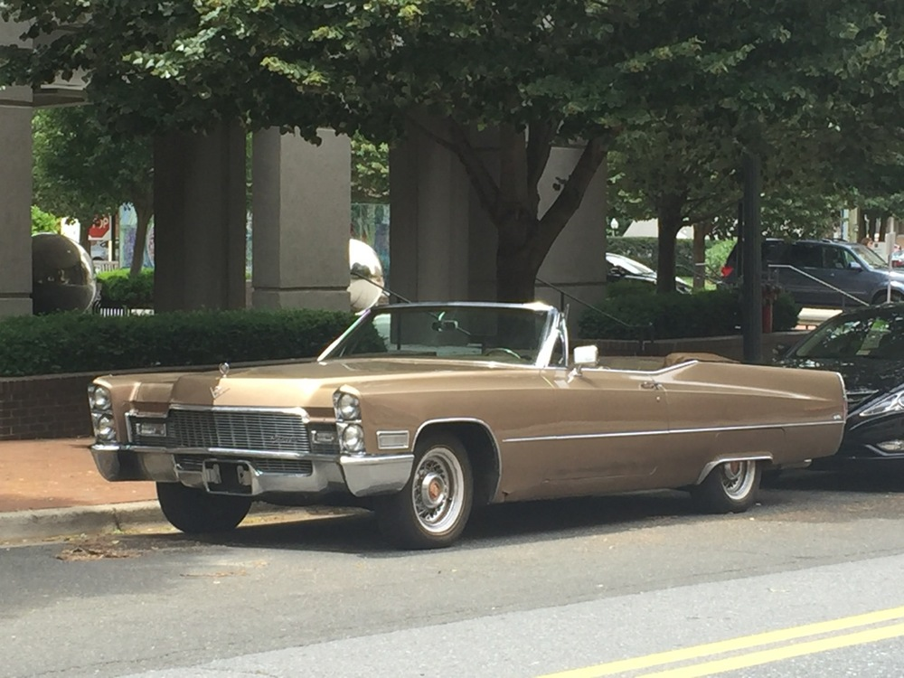 The Drop Top Caddy