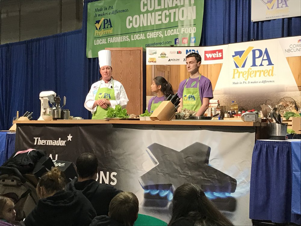 Culinary Connection Stage