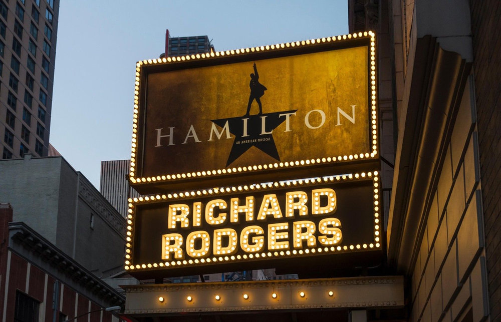 See the remarkable sold out show on Broadway!