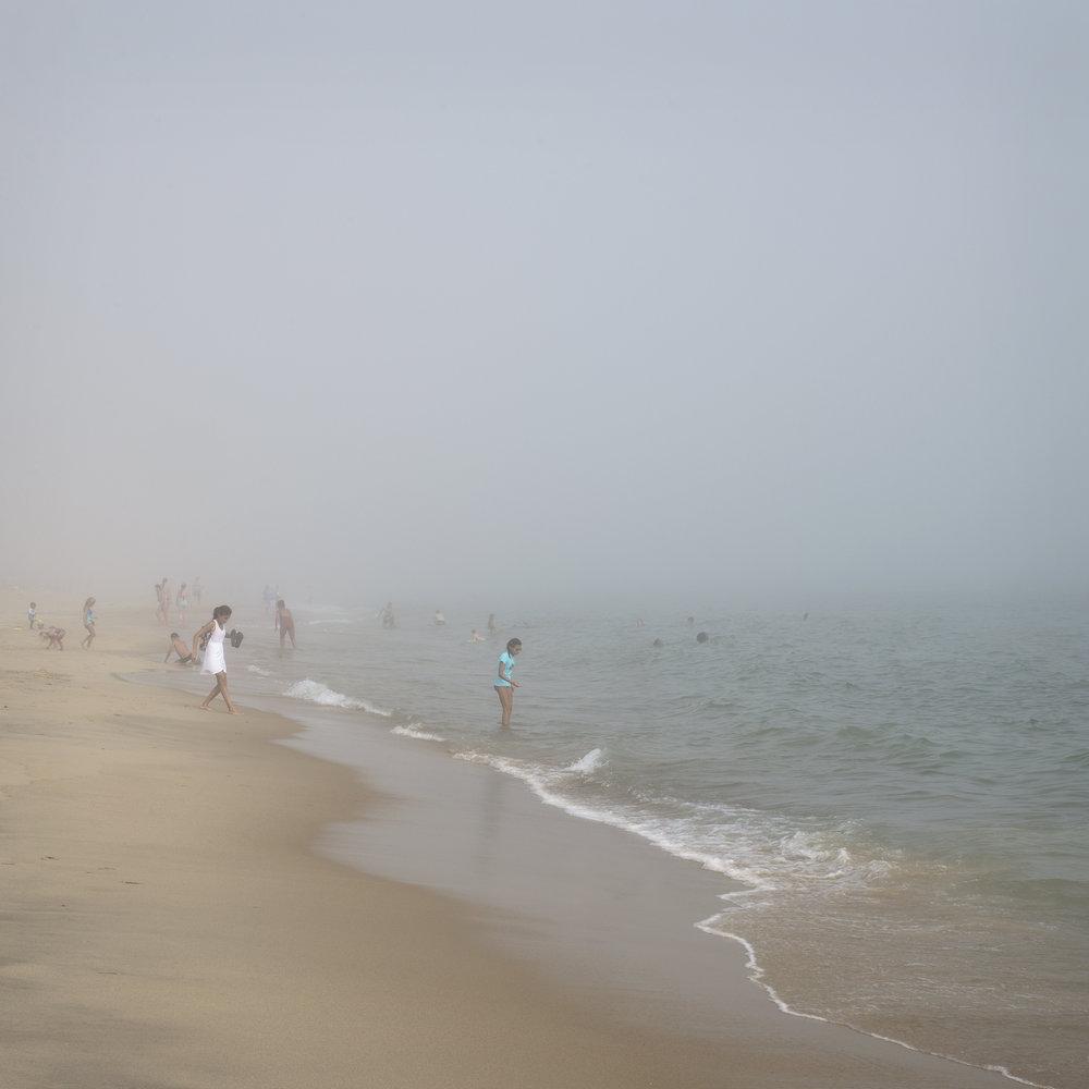 Fog Beach