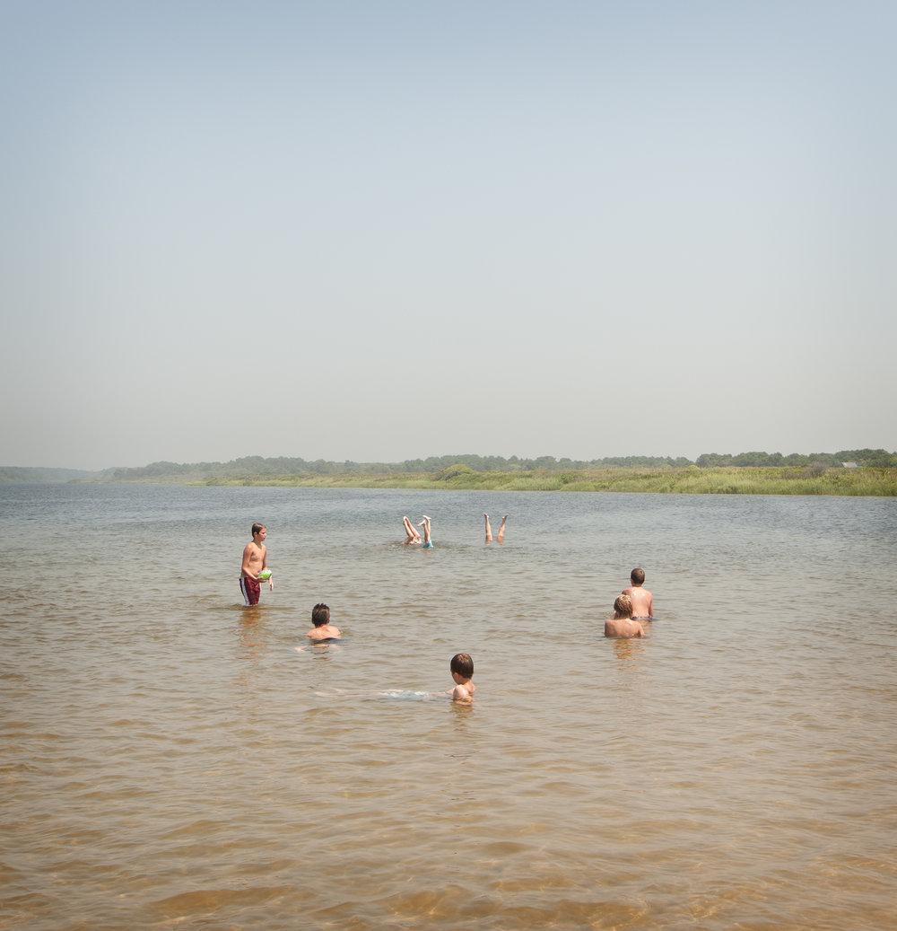 The Pond: Legs