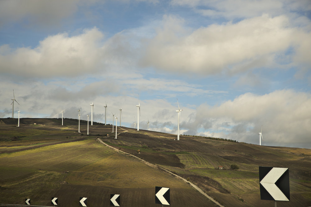 Turbines and Curve
