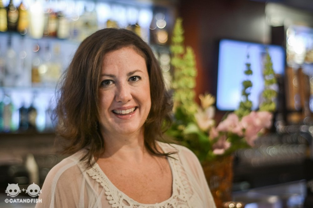 <b>Deni Reilly</b><br>Owner, Proprietor<br>Majestic Grille