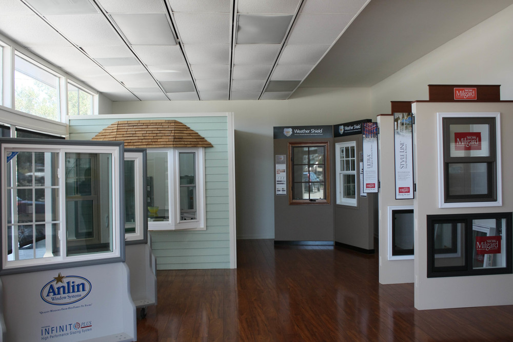 Marin County Window and Door Showroom