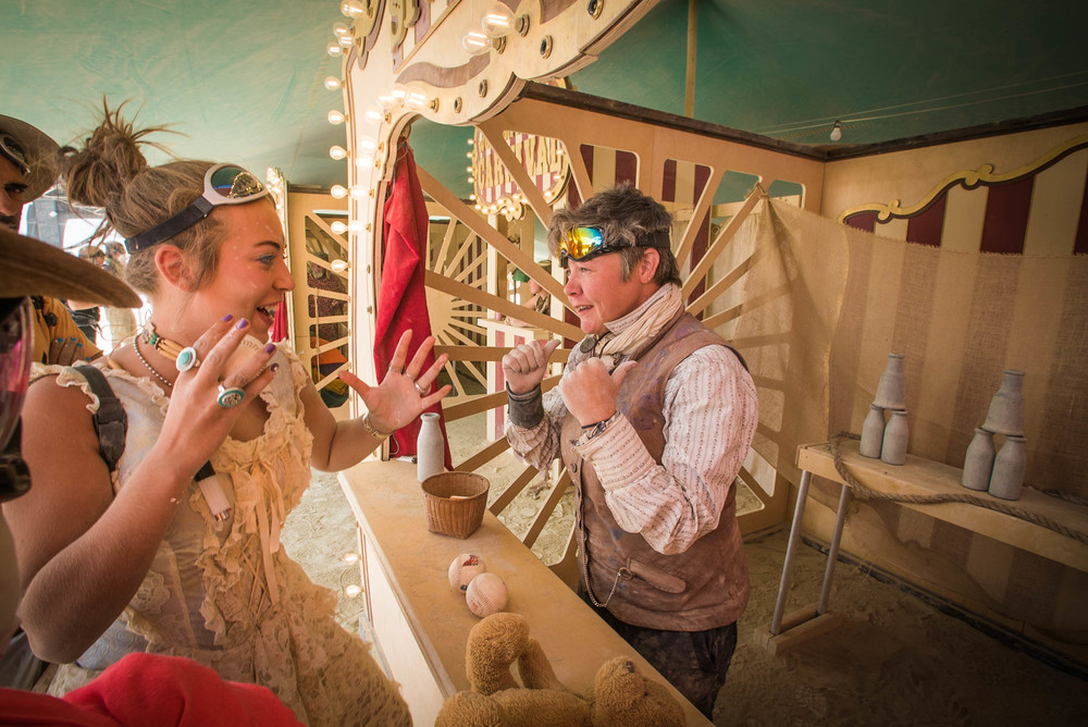 Wooden Nickel Carnival