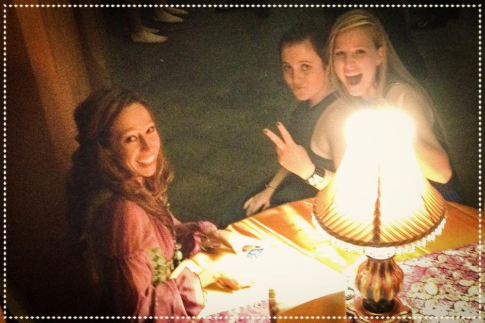 book fortune teller tarot reader austin texas
