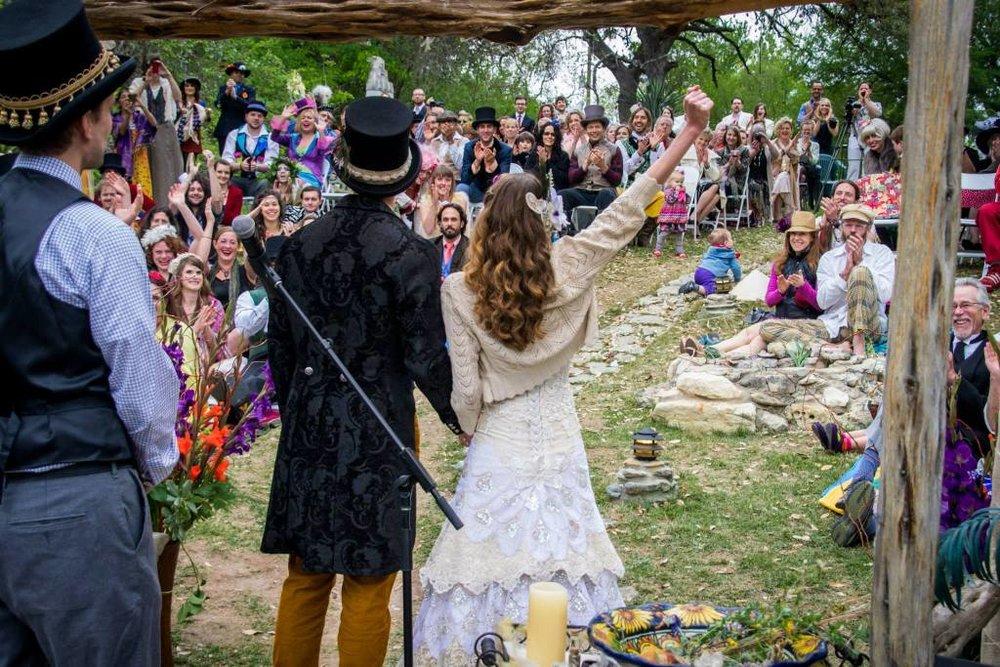 Kelly and Jefe Wedding Celebration