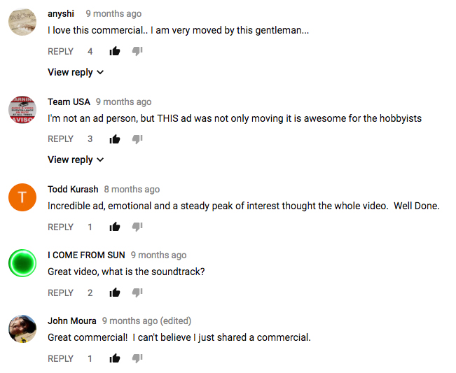 All these Comments are in response to the Model Airplane Pilot Video Above