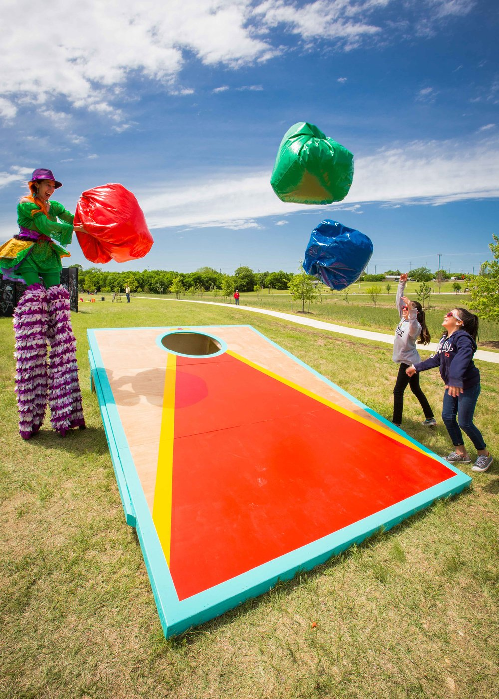 Book corn Hole for your event, party, company picnic, or festival!