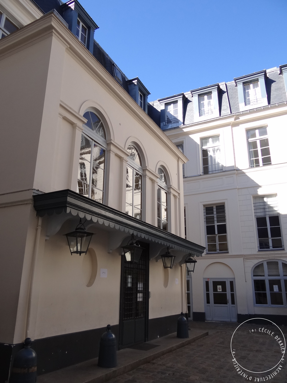 Collège Hulst * Paris VII