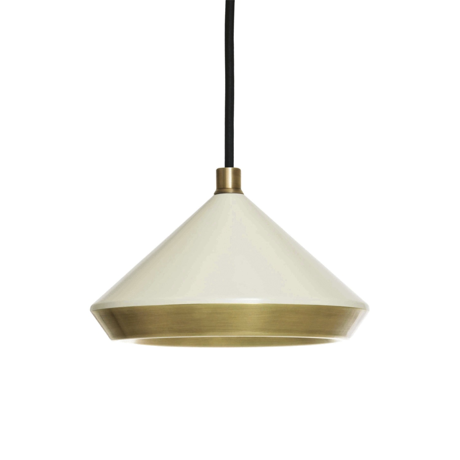 horizontal lights brass kontenta graypants dish pendant