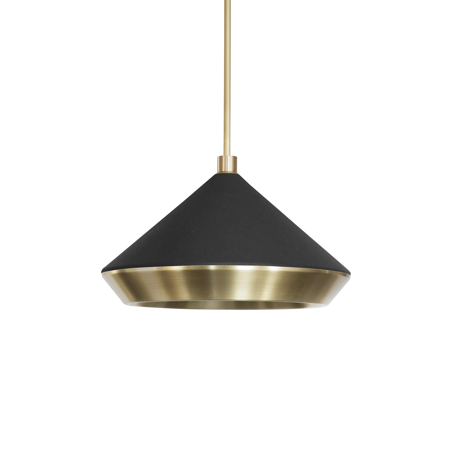 pendant poulsen louis above black lamp lovinhome