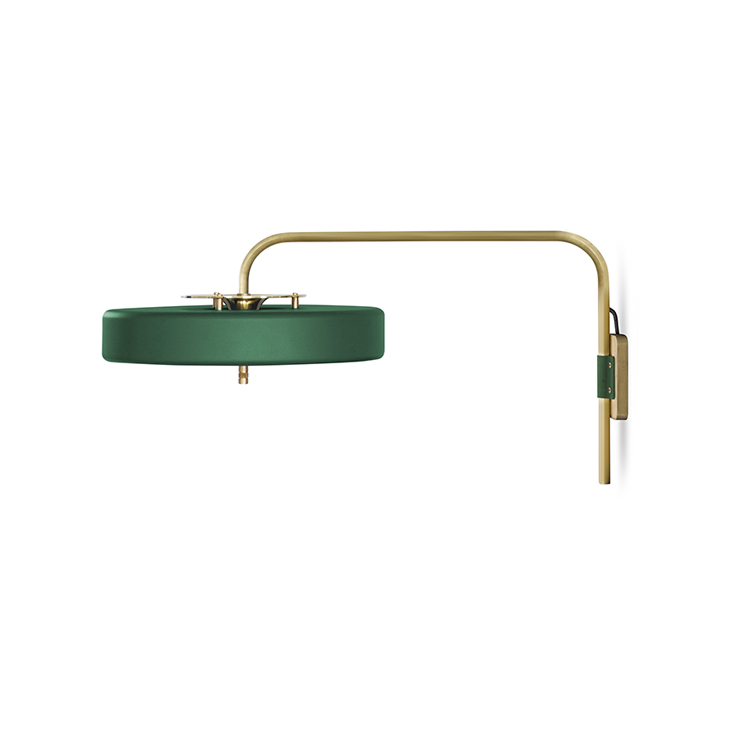 Bert Frank Revolve Wall Brass and Green.jpg
