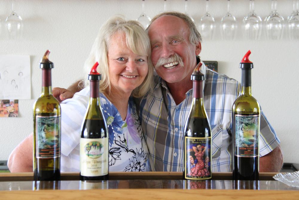 John & Linda Alger