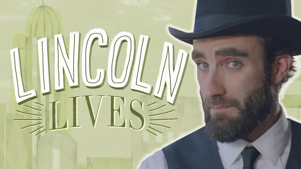 Lincoln Lives - Abraham Lincoln is alive and well in Lincoln, Nebraska.