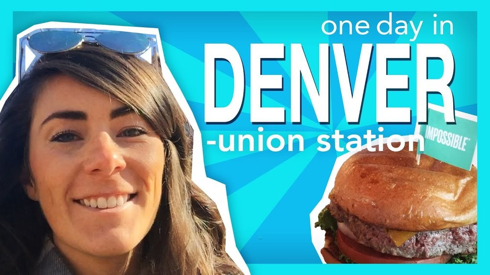One Day in... - Travel series in which Mandy has 24 hours to enjoy a city.