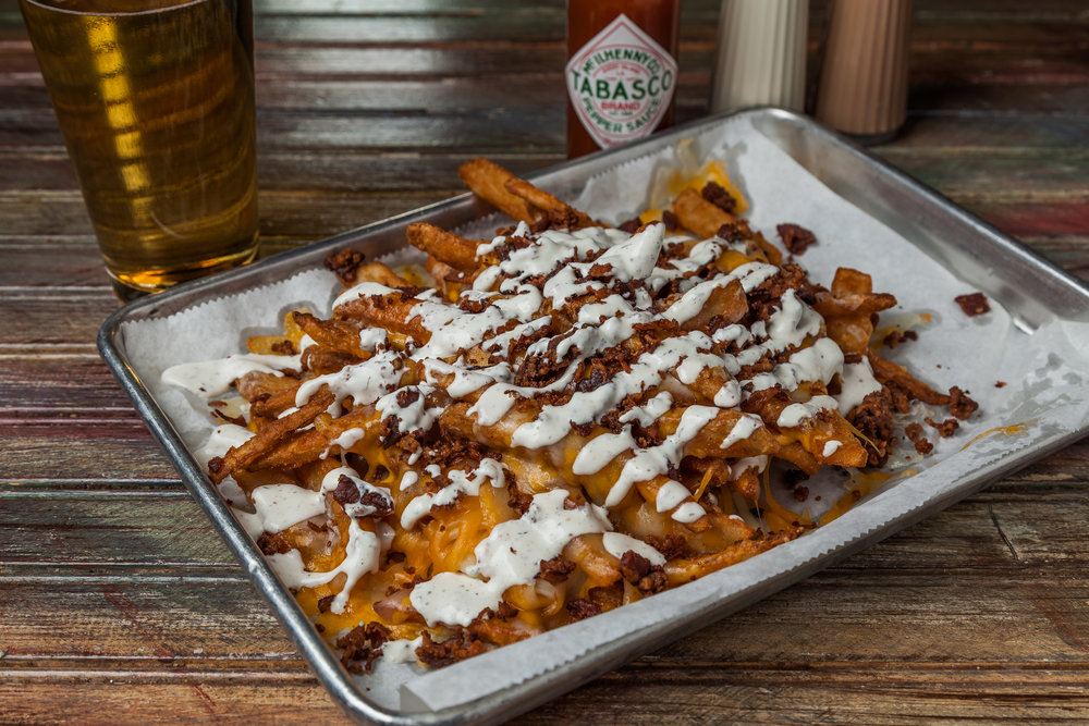 Bacon Ranch Fries