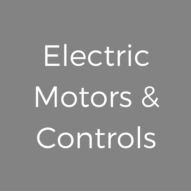 Electric Motors & Controls