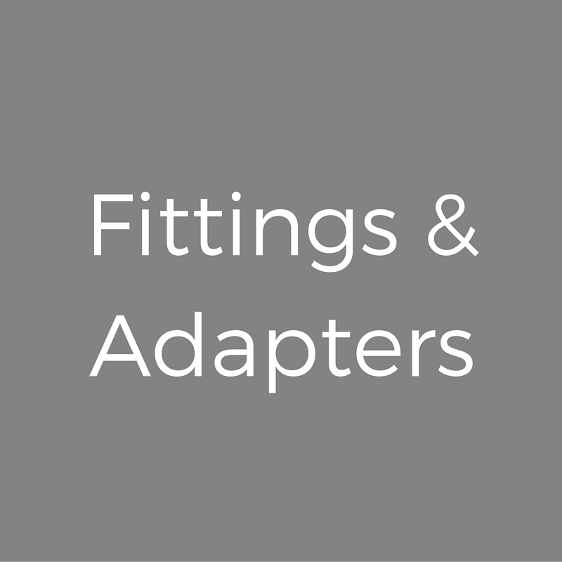 Fittings & Adapters