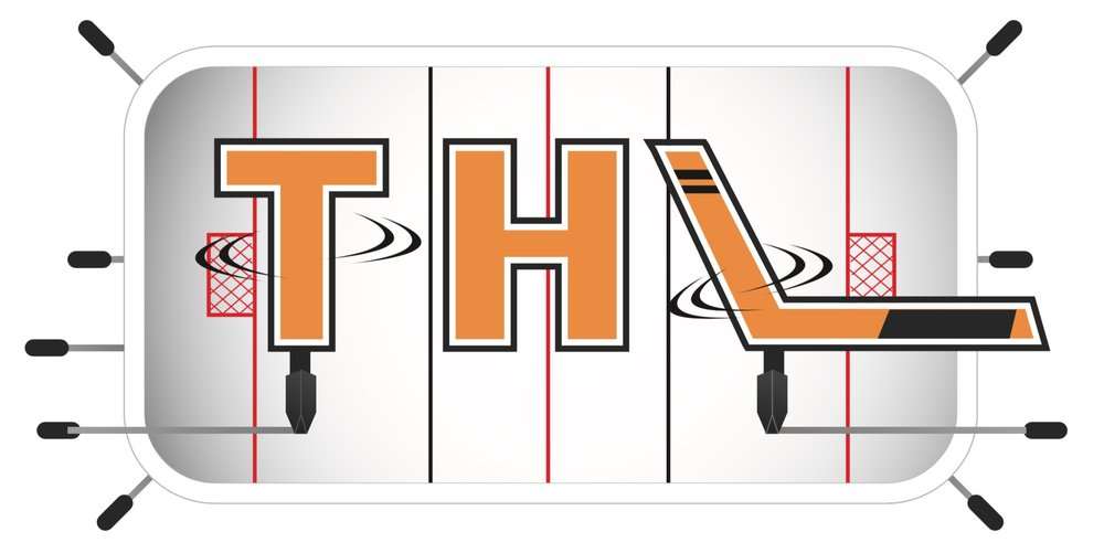 Custom THL Logo - Beer League Sports even designed a custom THL logo for us!