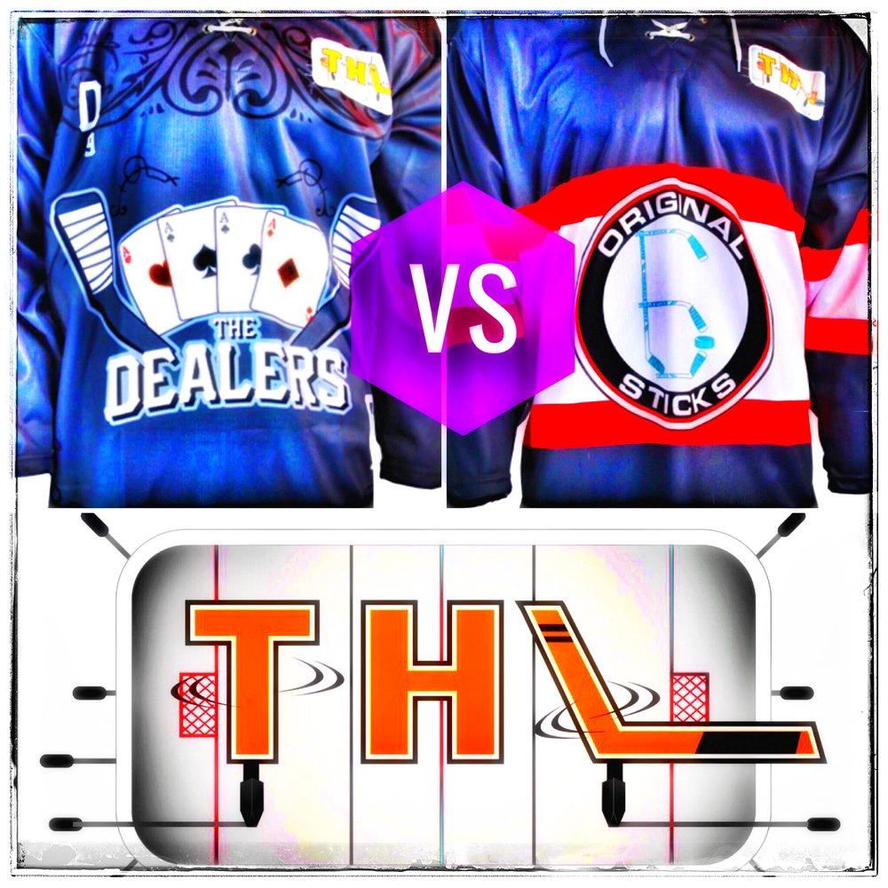 The THL is now on YOUTUBE! - You can now watch full THL (Tabletop Hockey League) games on our YouTube channel.