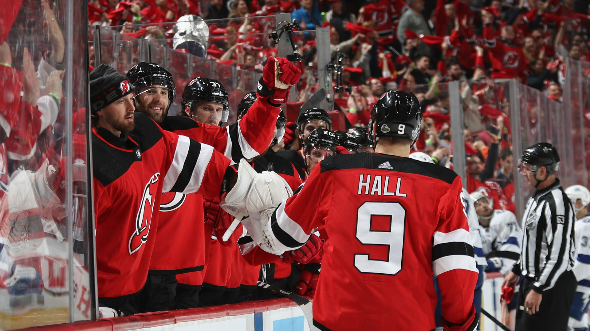 New Jersey Devils A Step In The Right Direction Ultimate Hockey