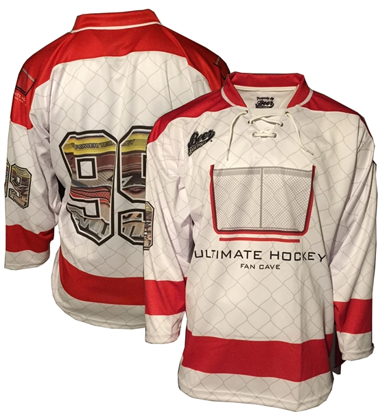Own a UHFC Jersey - Customize your own UHFC jersey with your name & number!