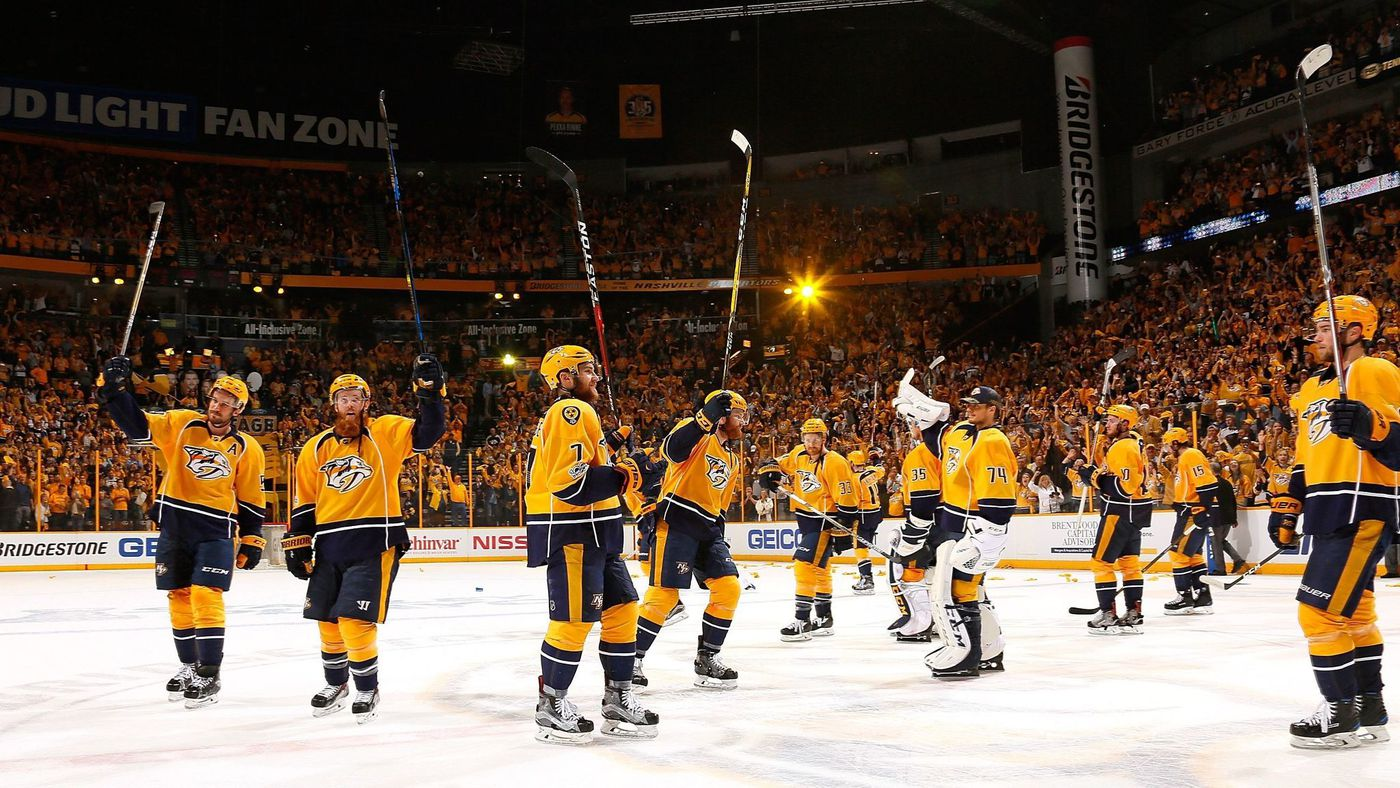 Nashville Predators  Winning the Cup this Year  — Ultimate Hockey ... af4d6ea04