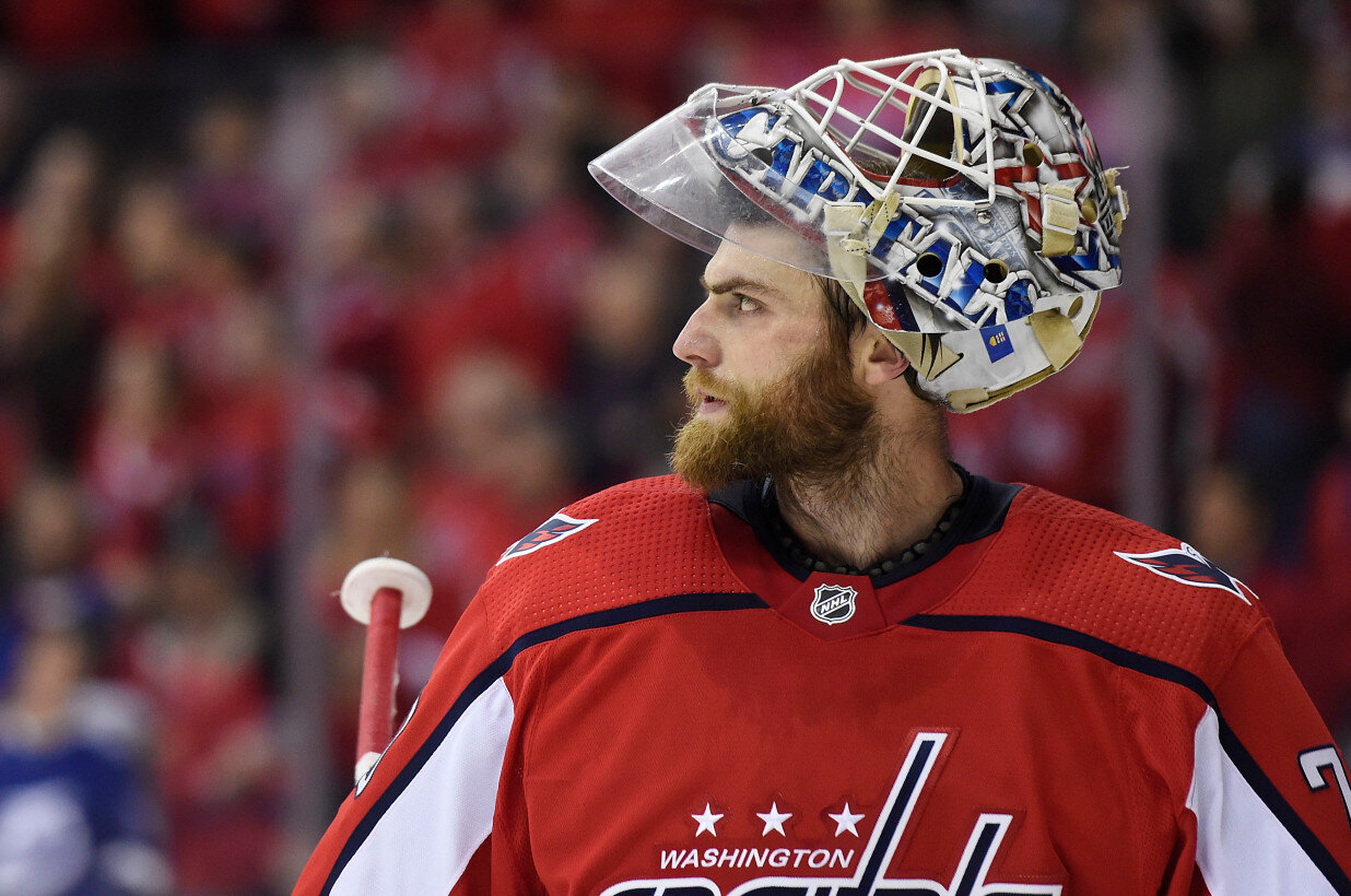 Braden Holtby What S Wrong Ultimate Hockey Fan Cave