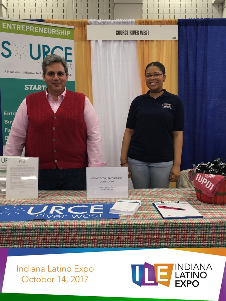 SOURCE RW at Indiana Latino Expo, October 2017