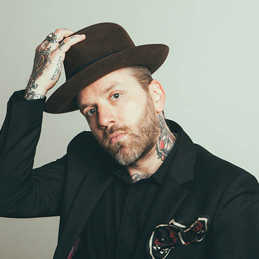 <strong>Dallas Green</strong><br>City and Colour