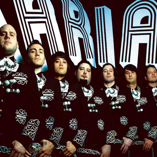 <strong>Mariachi<br>El Bronx</strong>