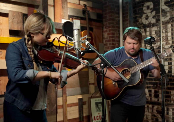 Sean and Sara Watkins | Bella and Ivan