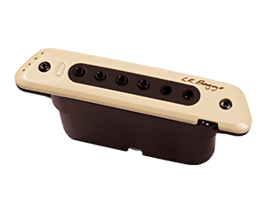 Acoustic Guitar Pickup Systems