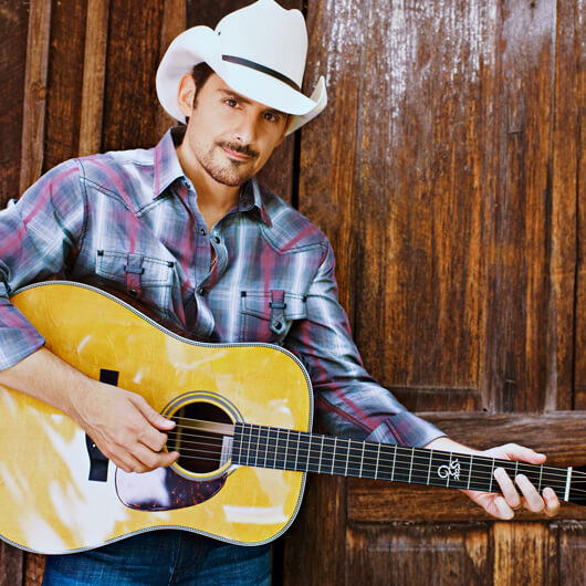 <strong>Brad Paisley</strong>