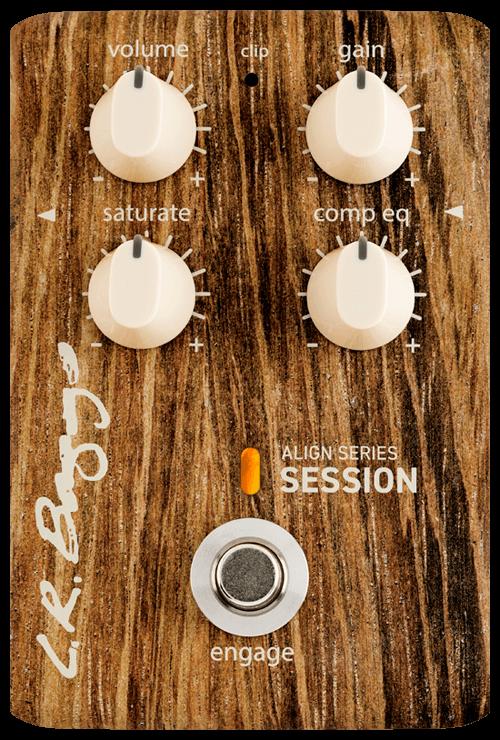 LR Baggs Align Session Acoustic Pedal