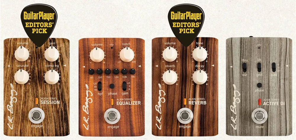 Guitar Player Editors Pick