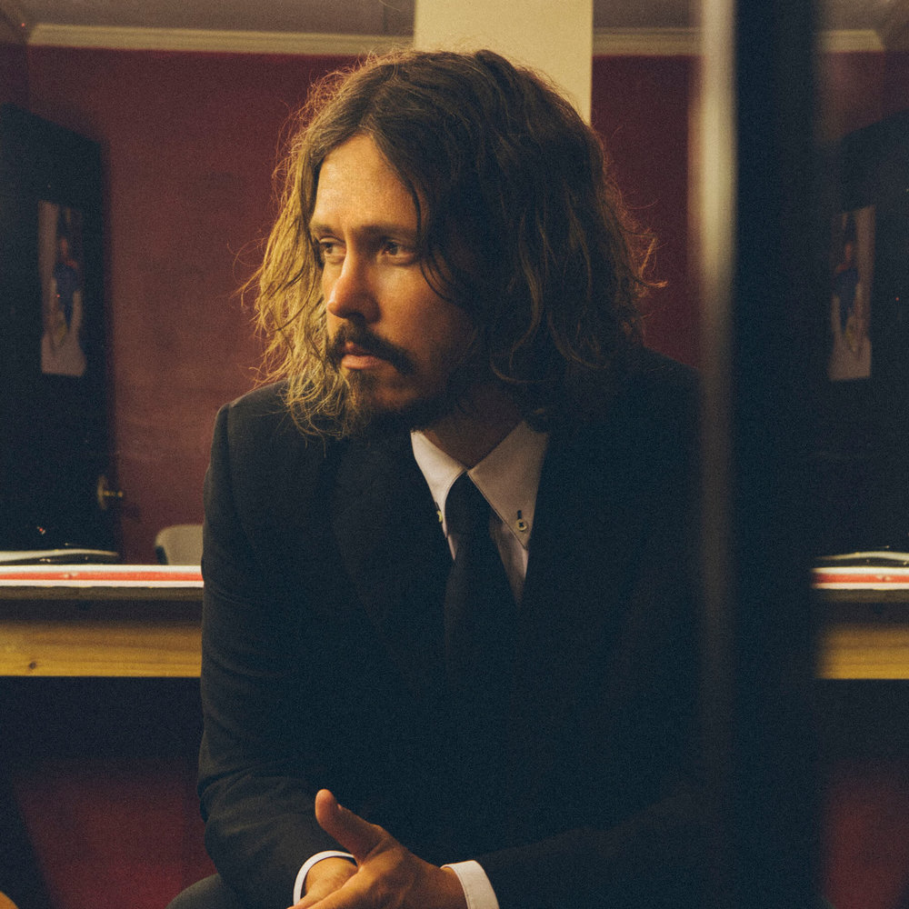 <strong>JOHN PAUL WHITE</strong><p>EPISODE 7</p>