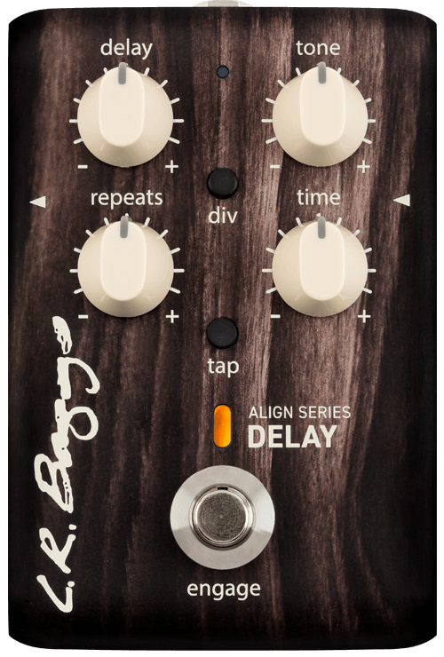 LR Baggs Align Delay Acoustic Pedal