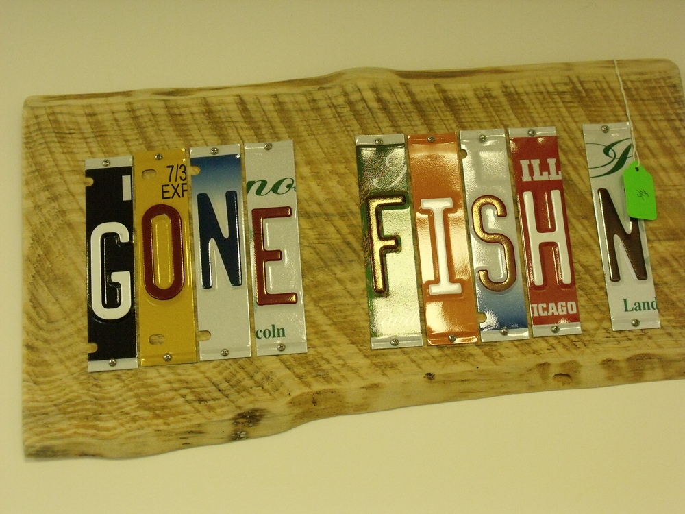 License Plaques by Karen Midgett