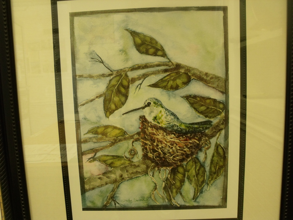 Keeping the Nest by Judy Swindell  $125