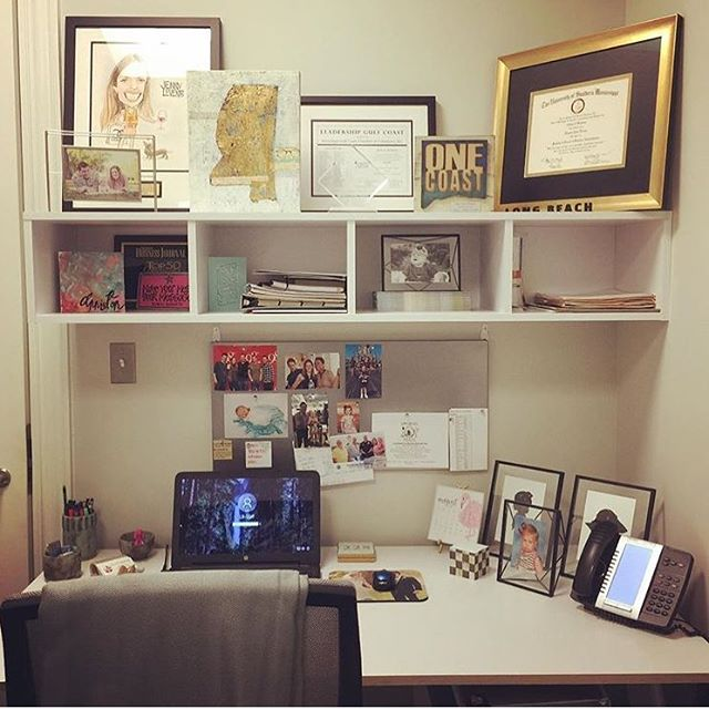 Repost from our client @jenlevens, who just celebrated one year in her office space! Congrats, Jen! We're glad you love it! . . . . #commercialinteriorsinc #design #officespace #contemporary #personalized #desk #work #werkwerkwerk
